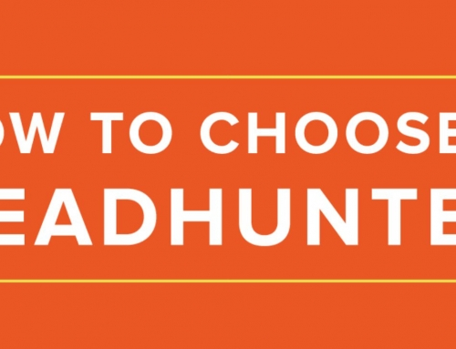 Choosing a Head Hunter/ Executive Search Firm (Client & Candidate)