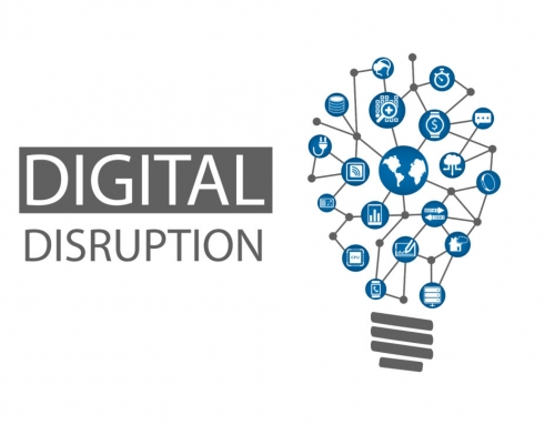 A Study for Digital Disruption and Invention