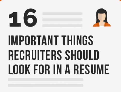 16 Major Things Recruiters Should Look for in a Resume